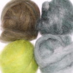 Roving Sampler 4Oz Greens